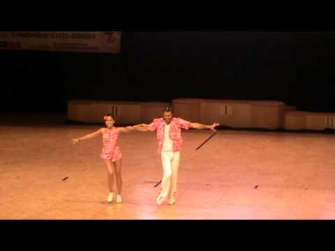 Leslie Hsieh & Richard Cerutti - World Masters Döbeln 2011