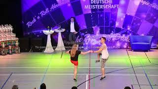 Clarissa Lehmann & Maxim Penner - Deutsche Meisterschaft 2019