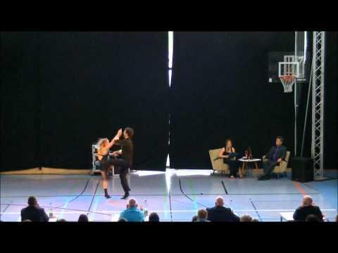 Melanie Franke & Tobias Bludau - Deutschland Cup 2012