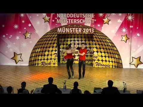 Rika Gerke & Alexander Graf - Norddeutsche Meisterschaft 2013