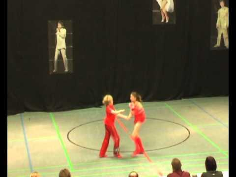 Alyssa Baum & Jonas Dux - Sinter Claas Cup 2011