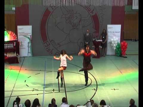 Jasmin Bergmann & Bastian Scholz - Landesmeisterschaft NRW 2013