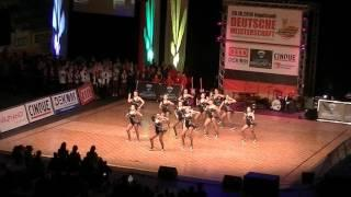 Dancing Angels - Deutsche Meisterschaft 2016