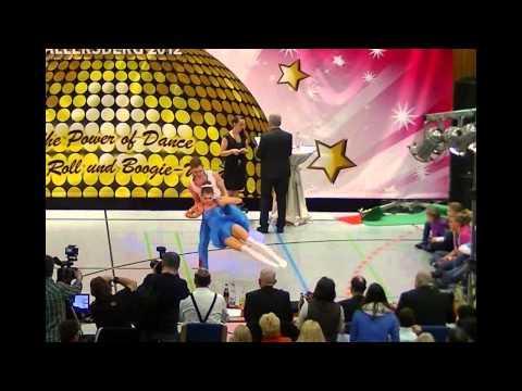 Nina Stahl & Philipp Bauer - Deutsche Meisterschaft 2012