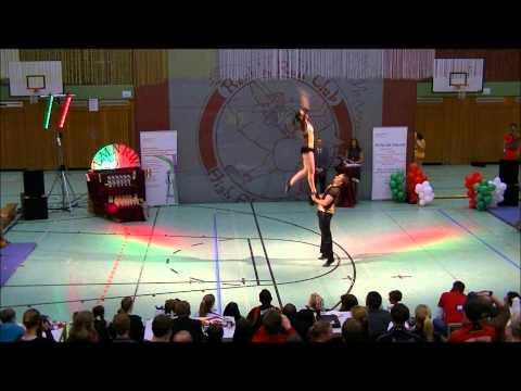 Jennifer Gudat & Michael Marks - Landesmeisterschaft NRW 2013