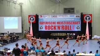 Young Sensation - Bayerische Meisterschaft 2014