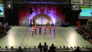 Crazy Chick´s - Schwäbische Meisterschaft 2015