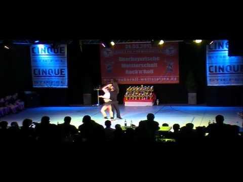 Tanja Achatz & Maxi Achatz - Oberbayerische Meisterschaft 2012