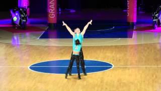 Tena Opacak & Filip Bilusic - World Masters Lyon 2015