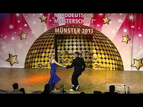 Andrea Günther & Michael Günther - Norddeutsche Meisterschaft 2013