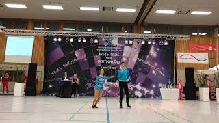 Johanna Bertz & Nino Kühne - GPvD 2018