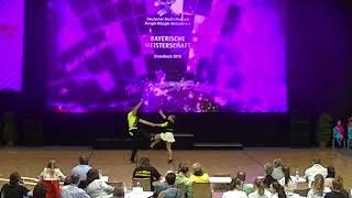 Annika Pfaffinger & Korbinian Elle - Landesmeisterschaft Bayern 2019