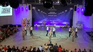 RocknRoses - Deutsche Meisterschaft 2015