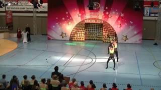 Silhouettes - Süddeutsche Meisterschaft 2013
