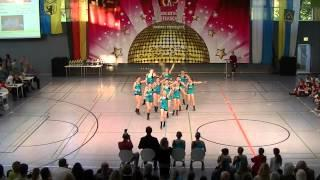 Rocking Teddys - Süddeutsche Meisterschaft 2014