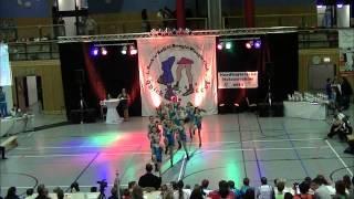 Rocking Teddys - Nordbayerische Meisterschaft 2014