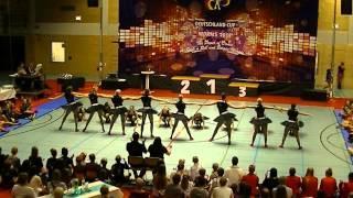 Dance Explosion - Deutschland-Cup Formationen 2014