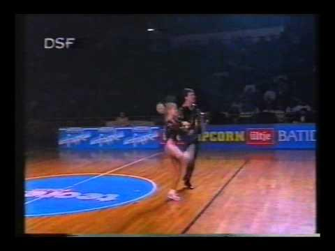 Birgit Hartmann & Peter Fenkl - Weltmeisterschaft 1992