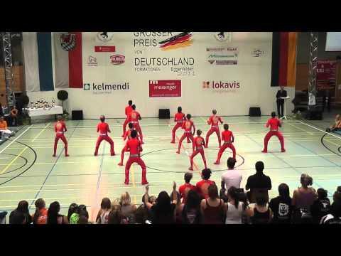 Formation I - Großer Preis von Deutschland Formationen 2011