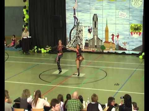 Serena Nicosia & Niklas Fries - Duisburg Cup 2012