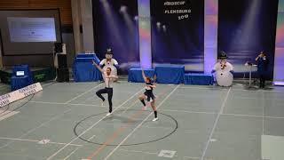 Christin Schwemmer & Enis Zeyrek - NordCup Flensburg 2019