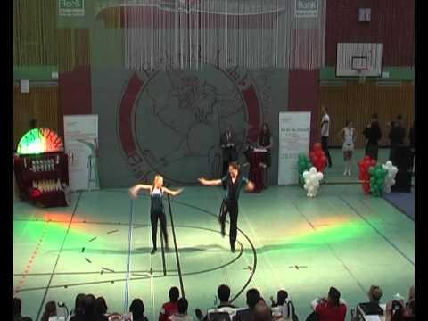 Jennifer Schitz & Maxim Penner - Landesmeisterschaft NRW 2013