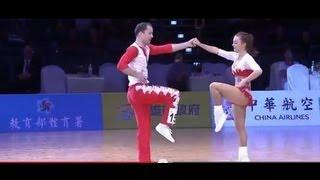World Dance Sport Games 2013 - Rock'n'Roll Finale