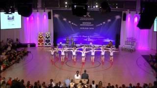 East Side Dancers - Deutsche Meisterschaft 2015