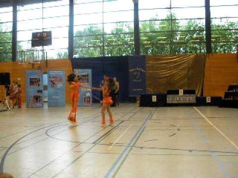 Mariela León Cornejo & Can Kaya - 4.Ecktown-Cup / NorthStar & Nord-Cup 2011