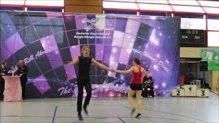 Nina Stelzenmüller & Adrian Schild Saar Kings Cup 2018