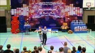 Gudrun Ziegeler & Andreas David  - Teddybears-Cup 2014