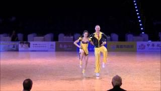 Olga Sbitneva & Ivan Youdin - World Dance Sport Games 2013