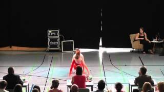 Amila Okanovic & Tim Huber - Deutschland Cup 2012