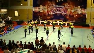 Royal Dancers - Deutschland-Cup Formationen 2014