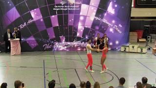 Rebekka Stahl & Nicolai Schneickert Saar Kings Cup 208