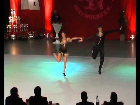 Coletta Braun & Philipp Seidenschwarz - Großer Preis von Deutschland 2011