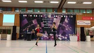 Eileen Rolshausen & Danyyil Kozachyshen - GPvD 2018