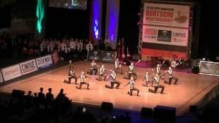 Rockalarm - Deutsche Meisterschaft 2016