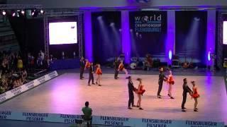 BRILJANTINA TEENS - Weltmeisterschaft 2014