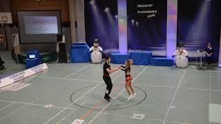 Nele Marie Johannsen & Vincent Nölle - NordCup Flensburg 2019