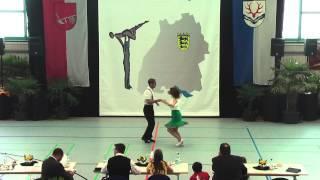 Birgit Labadiè & Wolfgang Fischer - Ländle Cup 2015
