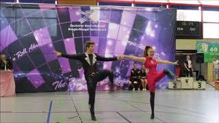Lara Armauer & Christian Langer - Saar Kings Cup 2018