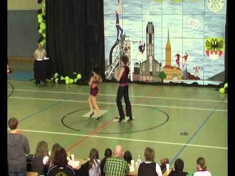 Lisa Finster & Jesko Opitz - Duisburg Cup 2012