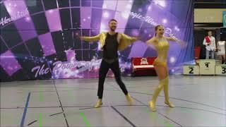 Rebekka Stahl & Nicolai Schneickert - Saar Kings Cup 2018
