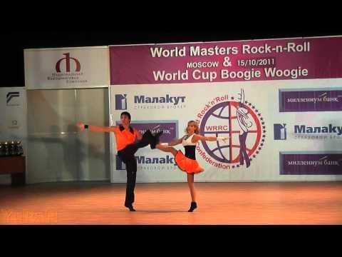 Alexei Murashov & Evgenia Nikeenkova - World Masters Moskau 2011