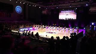 Wild Cats - World Championship Formations 2019
