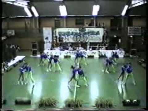 Rock'n'Roll-Zentrum TSW Wiesbaden 1 - Deutsche Meisterschaft 1989