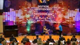 Nadine Stünkel & Sebastian Rott - Deutsche Meisterschaft 2014