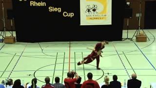 Jana Jones & Michael Wiedemann - 31. Rhein-Sieg-Cup 2013