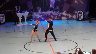Michelle Uhl & Tobias Bludau - Deutsche Meisterschaft 2018